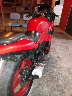 Honda Cbr 450 Sr