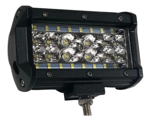 Faro 28 Led 84 W Auxiliar Proyector Auto Maquinaria Camion