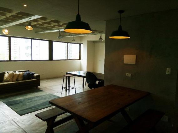 Sala Em Casa Forte, Recife/pe De 63m² À Venda Por R$ 384.000,00 - Sa378837