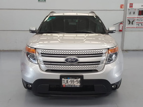 Ford Explorer 3.5 Limited Mt 2015 Financiado