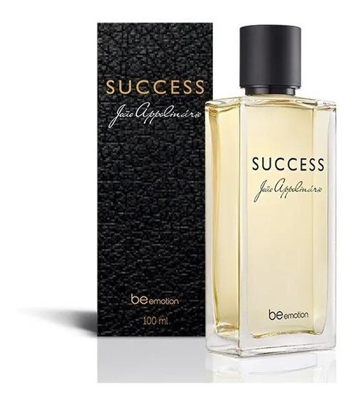Perfume Success João Appolinário Be Emotion - Masculino