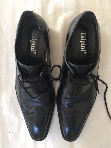 Zapatos De Vestir De Hombre Talpini