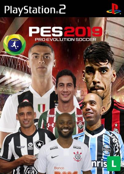 Pes 2018/19 Patch Atualizado Playstation 2 (lançamento)