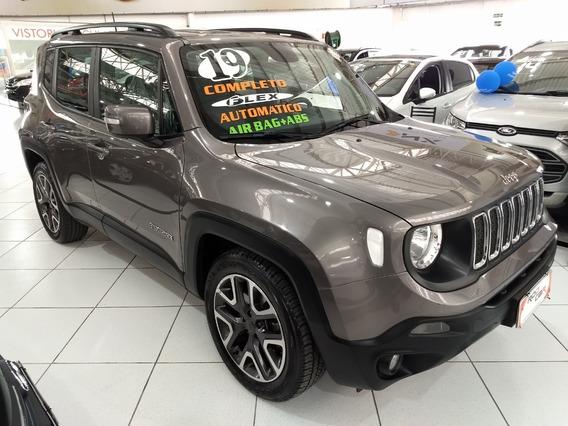 Jeep Renegade Longitude Automatica 2019