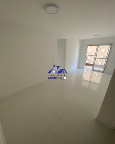 Imagem 1 de 12 de Apartamento A Venda Em Barueri Com 3 Dorms E 2 Vagas - Cond. Central Park - Ap01047 - 69375601