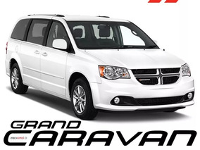 Dodge Grand Caravan Sxt At V6 3.6l Dvd Rines Ptas Elect Arh