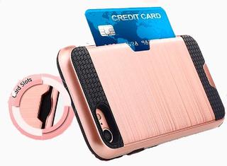 Capa Celular iPhone 7plus Cartão De Crédito