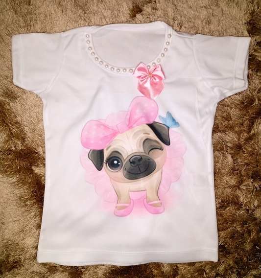 Kit 20 T-shirts Infantil Manga Curta
