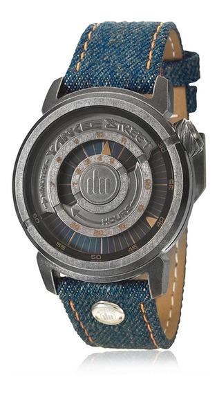 Relógio Masculino Yankee Street Urban Ys38212a Azul