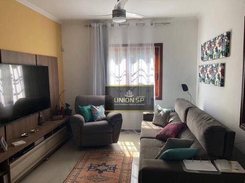 Imagem 1 de 13 de Casa Com 3 Dormitórios À Venda, 147 M² Por R$ 850.000,00 - Morumbi - São Paulo/sp - Ca1760