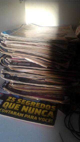 Coleção Revistas Mundo Estranho