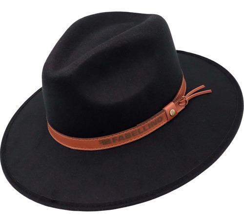 Imagen 1 de 8 de Sombrero Indiana Hipster Vintage Unisex Hombre Mujer