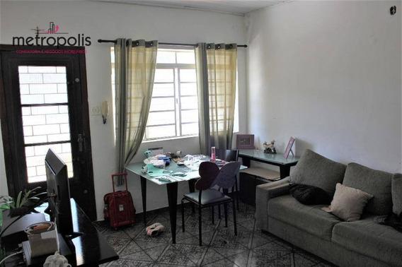 Casa Residencial Para Venda E Locação, Olímpico, São Caetano Do Sul - Ca0145. - Ca0145