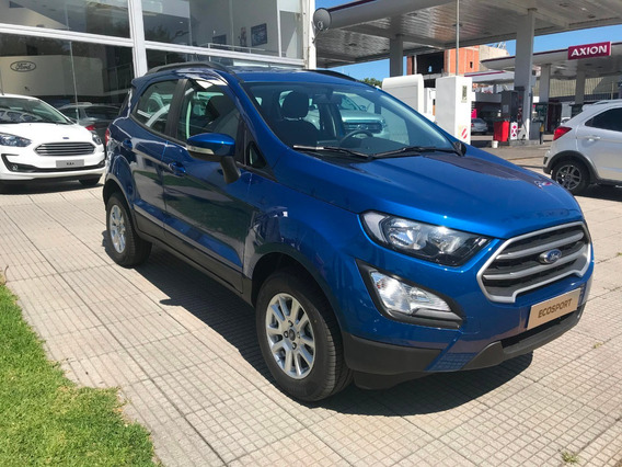 Ford Ecosport Se 1.5 123cv Automática 0km 2020 Stock Físico
