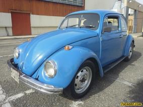 Volkswagen Escarabajo Sincronico