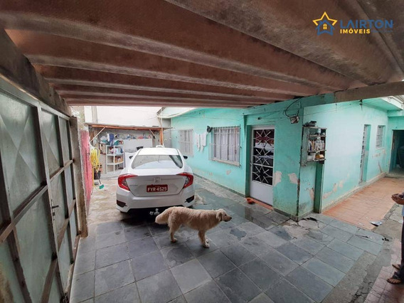 Imóvel Para Investidor - Terreno De 300m² Com 3 Casas À Venda No Jd Cerejeiras - Atibaia Sp - Ca2152