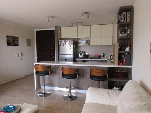 Imagen 1 de 11 de Excelente Departamento, Vista, Norte, 2 Dormitorios, Piscina