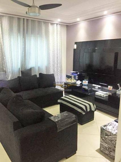 Sobrado Com 3 Dormitórios À Venda, 98 M² Por R$ 390.000,00 - Vila Antonieta - São Paulo/sp - So1117