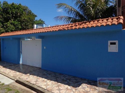 Casa Para Venda Em Peruíbe, Centro, 3 Dormitórios, 2 Suítes, 1 Banheiro, 3 Vagas - 0913_2-458780