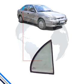 Vidro Oculo Fixo Traseiro Direito Hyundai Accent 1995-1999