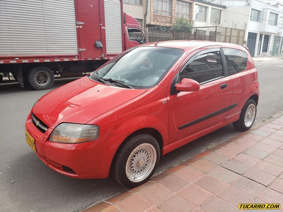 Chevrolet Aveo Gti Aa 3p