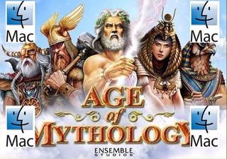 Age Of Mythology + Expansion Titans Para Mac Español