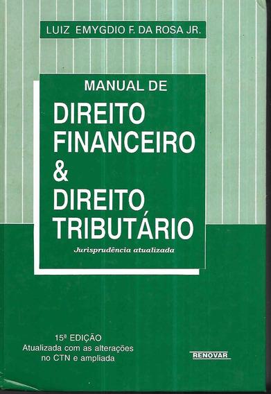 M. Direito Financeiro Direito Tributário Luiz Emygdio 2001