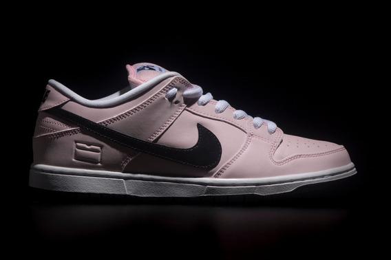 Nike Dunk Sb Pink Box