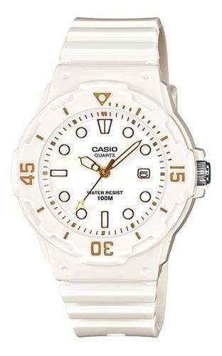 Reloj Mujer Casio Lrw-200h-7e2v Análogo Retro / Lhua Store