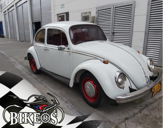 Volkswagen Escarabajo 133 1.300 1966, Recibo Moto O Carro!!!