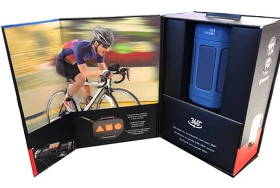 Caixa Bluetooth Easy Mobile Max Box Baz Bivolt Prova De Água