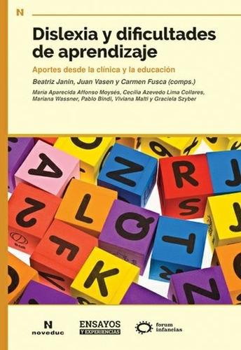 Dislexia Y Dificultades De Aprendizaje - Beatriz Janin