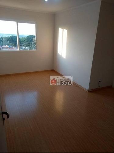 Apartamento Com 2 Dormitórios À Venda, 77 M² Por R$ 250.000,00 - Chácara Da Barra - Campinas/sp - Ap2401