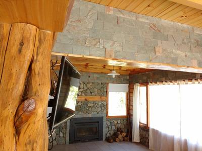 Alquiler Cabaña En Moquehue 20 Km De Villa Pehuenia,neuquen