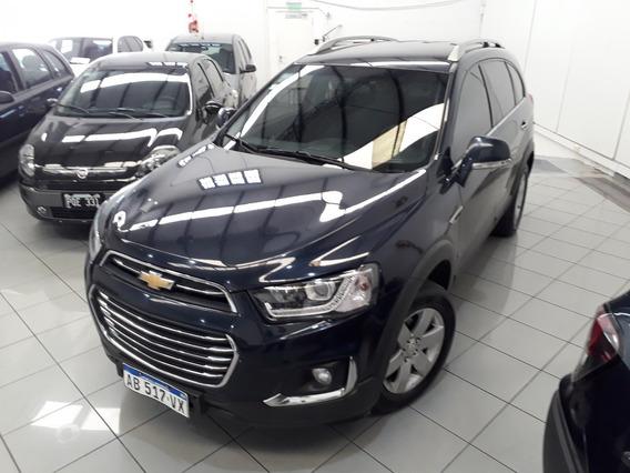 Chevrolet Captiva Lt Awd 2.4 4x4 2017, Concesionario Oficial