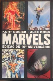 Gibi Marvels - Edição De 10° Aniversário