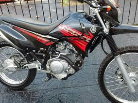 Yamaha Xtz 125 Cc Negra Digna De Ver!!!!