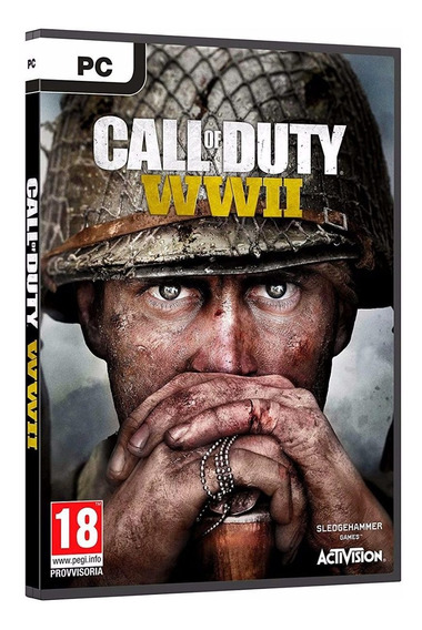 Call Of Duty Ww 2 Deluxe Edition Pc Dvd Frete 8 Reais