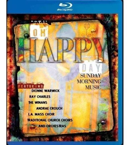 Bluray Original - Oh Happy Day Sunday Morning Music - Gospel