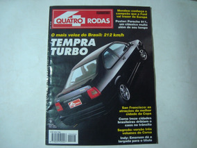Revista Quatro Rodas - N.406 / Maio 1994