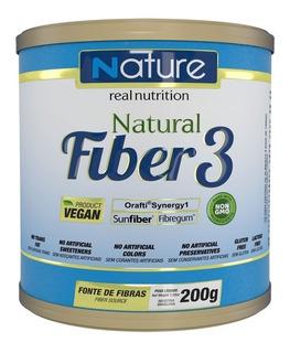 Natural Fiber 3 200g - Nutrata Promoção