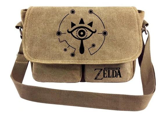 Bolsa Mensageiro Game The Legend Of Zelda Breath Of The Wild