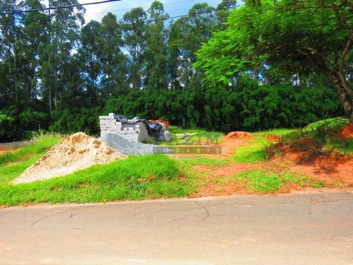 Terreno À Venda, 806 M² - Condomínio Residencial Terras De Santa Tereza - Itupeva/sp - Te1732
