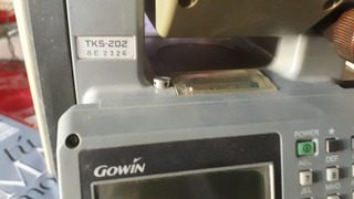 Estacion Total Gowin