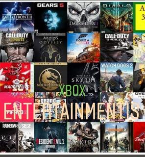 Juegos Xbox One X 4 A Elección