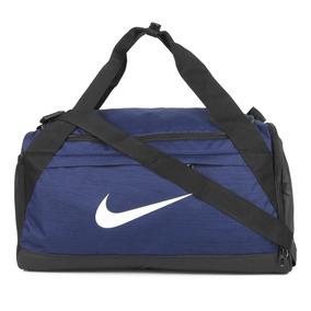 Bolsa Nike Team Duffle Azul Original