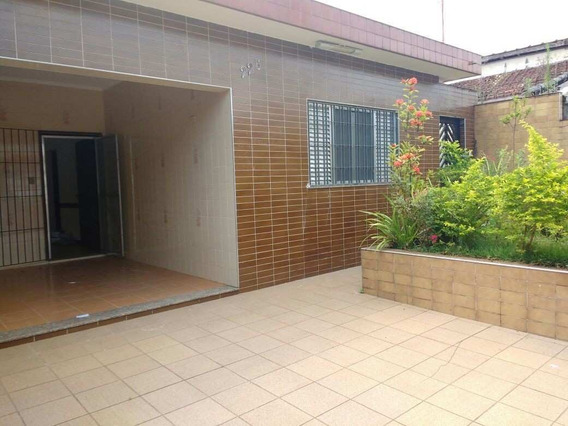Casa Em Boqueirão, Praia Grande/sp De 158m² 4 Quartos À Venda Por R$ 650.000,00 - Ca341733