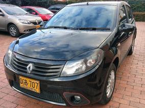 Renault Sandero Gt Line 2012 Full Equipo