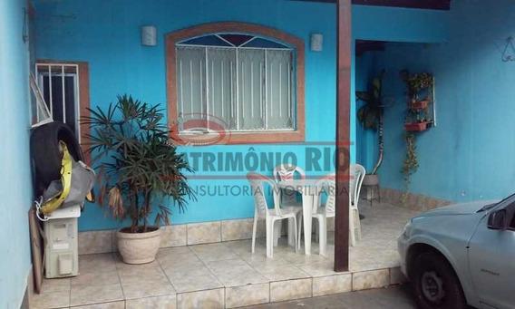 Boa Casa Única No Terreno Com Quintal E Vaga E Mas Uma Loja - Paca30280