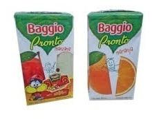 Jugo Baggio Chico X 18 Unid